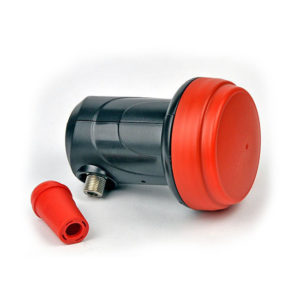 LNB SINGLE AX BLACK BUSTER 26330