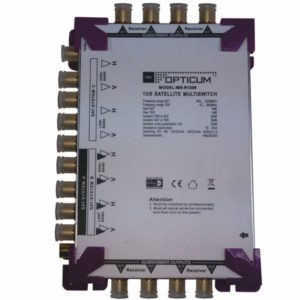 MULTISWITCH OPTICUM 13/8 P