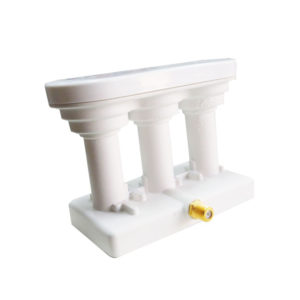 LNB TRIPLE MONOBLOCK 3st OPTICUM ROBUST