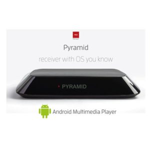RISIVER DVB-S2 HD AX Pyramid