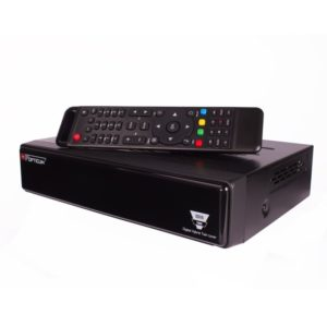 RISIVER DVB-S2/IPTV E2 ODIN TWIN OPTICUM