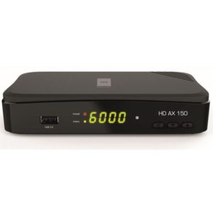 RISIVER DVB-S2 HD OPTICUM AX150+
