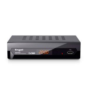 RISIVER DVB-T2 H.265 HEVC ENGEL