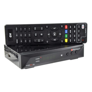 SET TOP BOX T2 HEVC 265