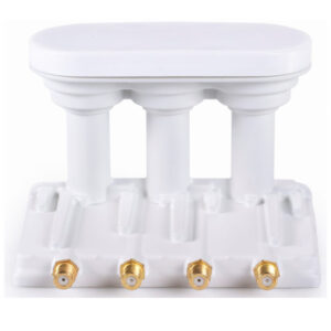 LNB MONOBLOCK TRIPLE QUAD OPTICUM
