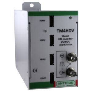 HD MODULATOR QUAD TM4HDV ANTTRON