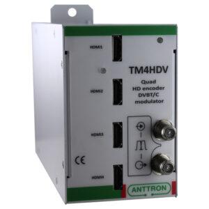 HD MODULATOR QUAD TM4HDV ANTTRON